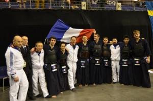 equipe France EKC2013