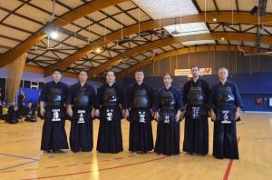Délégation Ken No Michi 2014